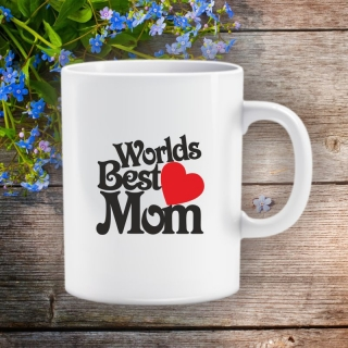 World's Best Mom bögre