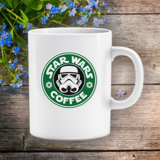 STAR WARS COFFEE bögre